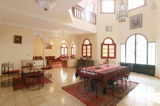 House in Marrakech - Vacation, holiday rental ad # 7234 Picture #2