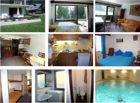 Appartement in Les Contamines Montjoie - Anzeige N°  7288 Foto N°0 thumbnail