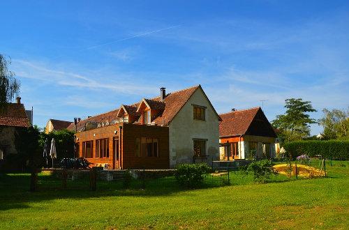 Casa rural Chemillé Sur Indrois - 30 personas - alquiler n°7292