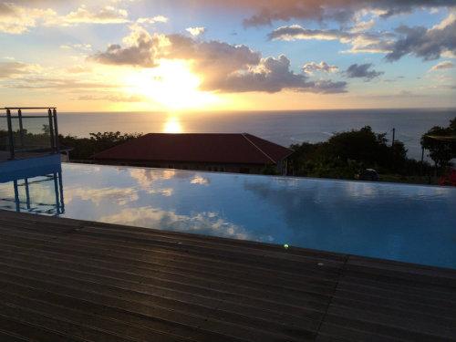 Maison Deshaies - 6 personnes - location vacances  n°7304
