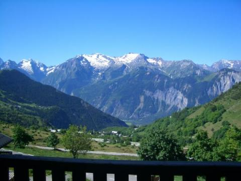 Studio in L alpe d huez - Vacation, holiday rental ad # 7332 Picture #0