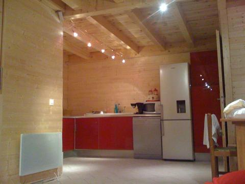 Chalet in Les orres - Vacation, holiday rental ad # 7353 Picture #1