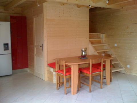 Chalet in Les orres - Vacation, holiday rental ad # 7353 Picture #2