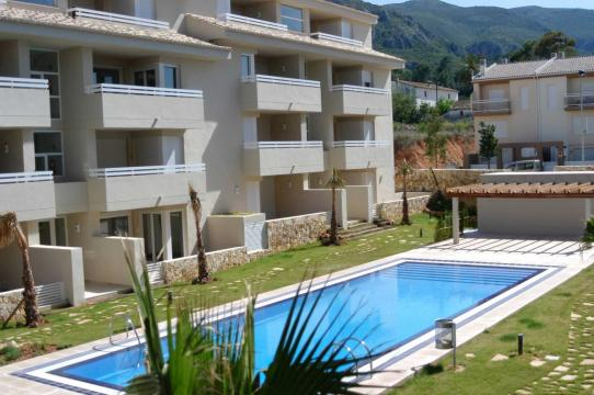 Flat in Denia,Pego - Vacation, holiday rental ad # 7368 Picture #0