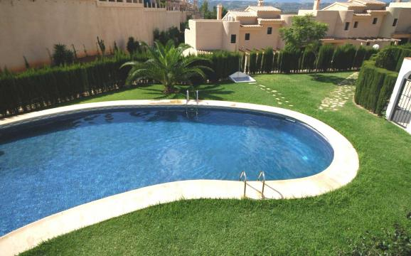 House in Moraira - Vacation, holiday rental ad # 7406 Picture #1