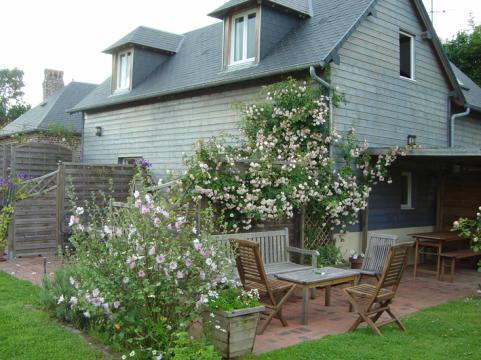 Gite in Livarot, lisieux, for rent for  13 people - rental ad #7504