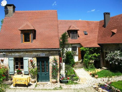 Gite Hautefort - 6 personnes - location vacances  n°7592
