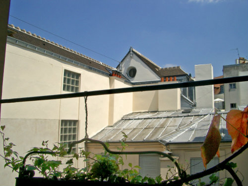 Studio in Paris - Vacation, holiday rental ad # 7618 Picture #4