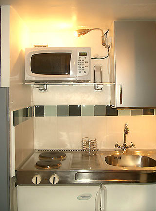 Studio in Paris - Vacation, holiday rental ad # 7618 Picture #5