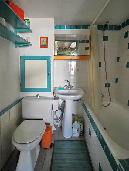 Studio in Paris - Vacation, holiday rental ad # 7618 Picture #6