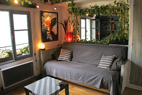 Studio Paris - 2 people - holiday home  #7618