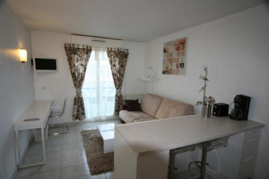 Studio in Marseille - Vacation, holiday rental ad # 7649 Picture #1