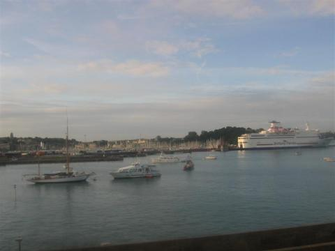 Flat in Saint malo (intra muros) - Vacation, holiday rental ad # 7660 Picture #2
