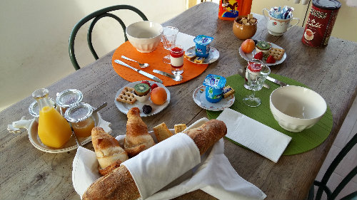 Bed and Breakfast in Lamonzie saint martin - Vakantie verhuur advertentie no 7661 Foto no 6