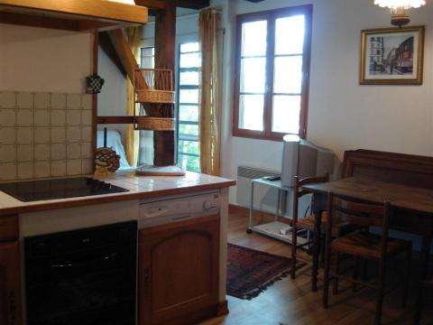 Gite in Beblenheim - Vacation, holiday rental ad # 7731 Picture #2