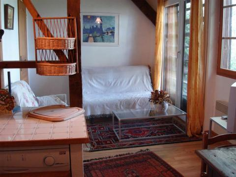 Gite in Beblenheim - Vacation, holiday rental ad # 7731 Picture #0