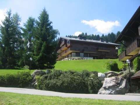 Flat in Megève - Vacation, holiday rental ad # 7753 Picture #2