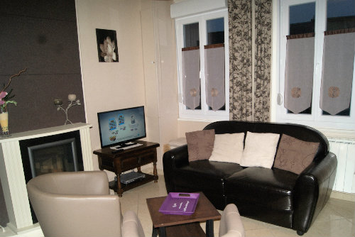 House in st-valéry-sur-somme - Vacation, holiday rental ad # 7890 Picture #1