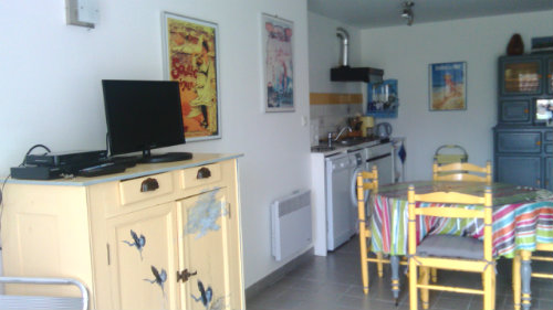 Flat in Soulac sur mer - Vacation, holiday rental ad # 7918 Picture #2