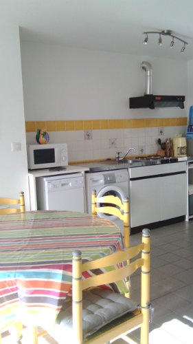 Flat in Soulac sur mer - Vacation, holiday rental ad # 7918 Picture #9