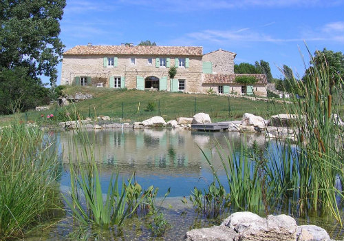 Gite Céreste En Luberon - 4 people - holiday home  #7950