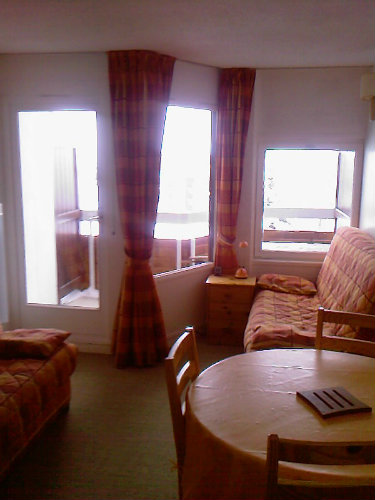 Studio in Alpe d'huez for rent for  5 people - rental ad #7965