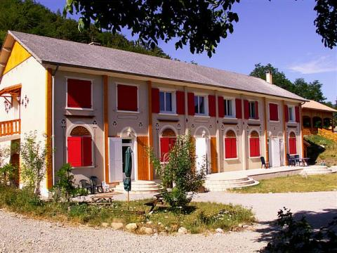 Bed and Breakfast in Montmaur - Vacation, holiday rental ad # 8064 Picture #0