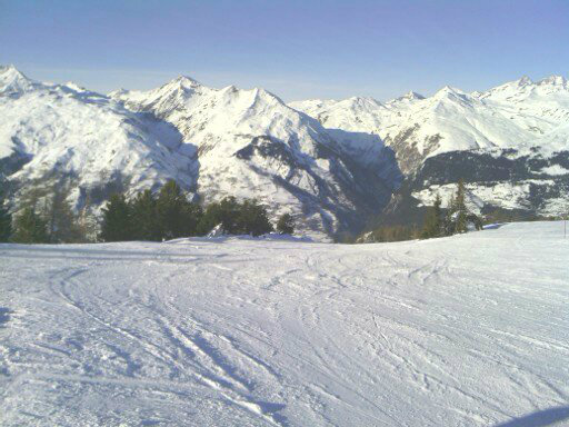 Flat in LES ARCS 2000 - Vacation, holiday rental ad # 8110 Picture #10