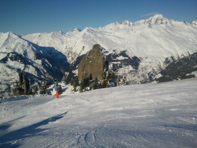 Flat in LES ARCS 2000 - Vacation, holiday rental ad # 8110 Picture #11