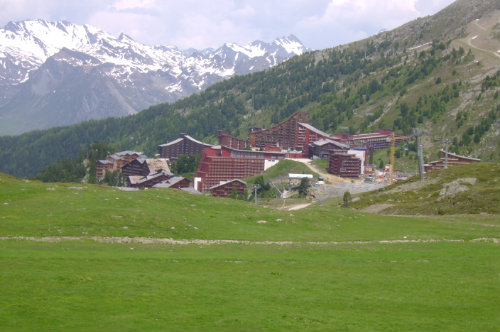 Flat in LES ARCS 2000 - Vacation, holiday rental ad # 8110 Picture #14