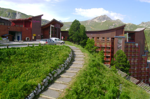Flat in LES ARCS 2000 - Vacation, holiday rental ad # 8110 Picture #17