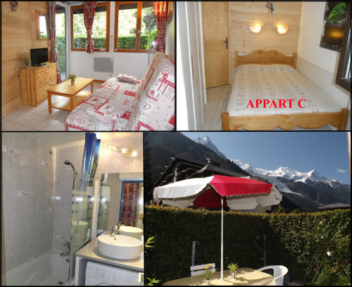 Flat in Chamonix mont blanc - Vacation, holiday rental ad # 8123 Picture #15