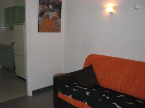 Studio in Nice - Vacation, holiday rental ad # 8142 Picture #1