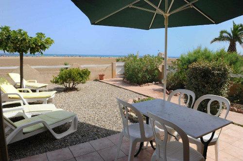 Appartement à Gruissan pour  6 •   vue sur mer