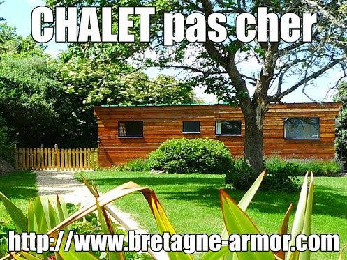 Chalet Ploubezre Lannion - 4 personnes - location vacances  n°8251