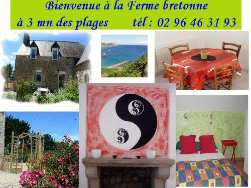 Gite Lannion Servel - 5 personnes - location vacances  n°8254