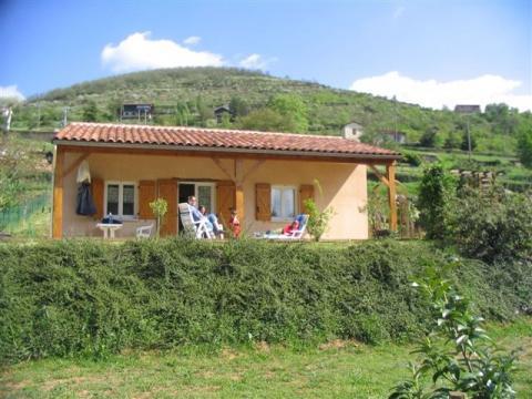 Maison à Saint rome de tarn à louer pour 6 personnes - location n°8295