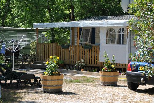 Mobil-home Sanguinet - 6 personnes - location vacances  n°8315