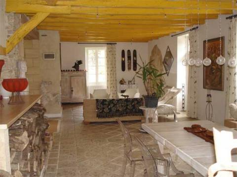 House in Cazals - Vacation, holiday rental ad # 8320 Picture #2