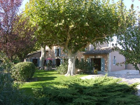 House in Noves - Vacation, holiday rental ad # 8362 Picture #1
