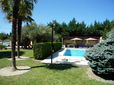 House in Noves - Vacation, holiday rental ad # 8362 Picture #4