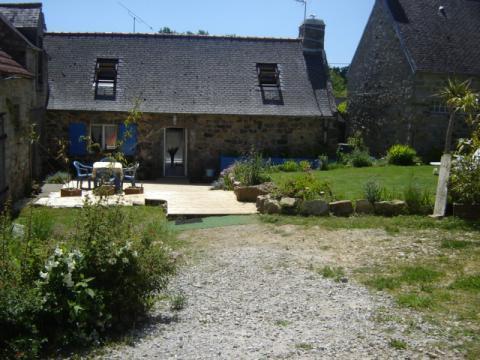 Maison à Crozon à louer pour 4 personnes - location n°8374