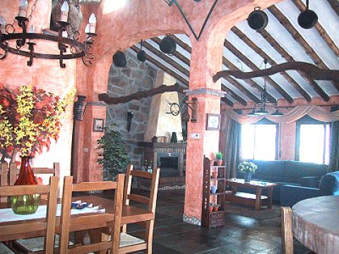 House in Competa - Vacation, holiday rental ad # 8385 Picture #2
