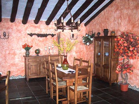 House in Competa - Vacation, holiday rental ad # 8385 Picture #3