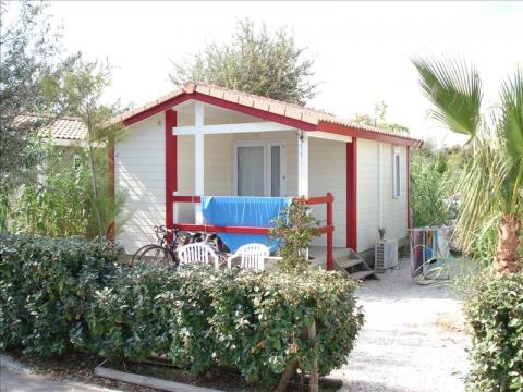 Bungalow in Gruissan - Vacation, holiday rental ad # 8403 Picture #2