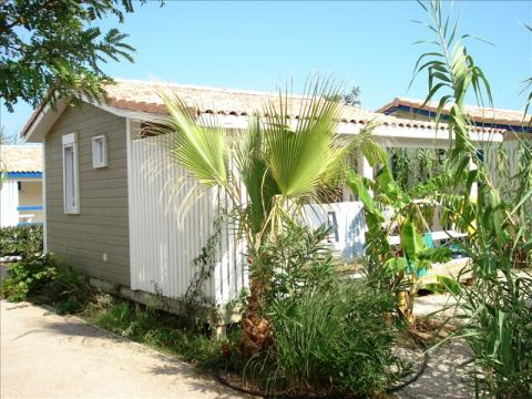 Bungalow in Gruissan - Vacation, holiday rental ad # 8403 Picture #4