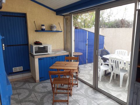 House in Frontignan plage - Vacation, holiday rental ad # 8529 Picture #11