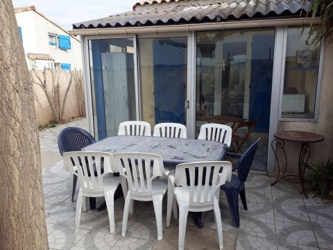 House in Frontignan plage - Vacation, holiday rental ad # 8529 Picture #14