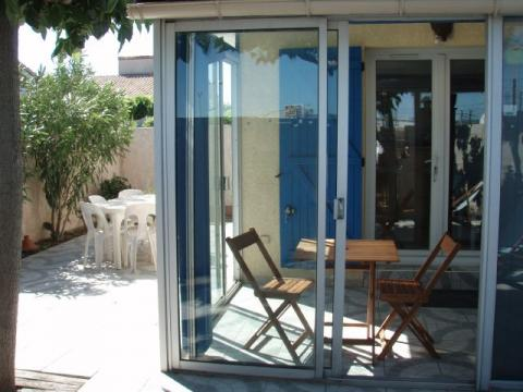 House in Frontignan plage - Vacation, holiday rental ad # 8529 Picture #0