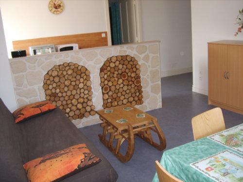 Appartement à Gérardmer à louer pour 6 personnes - location n°8538